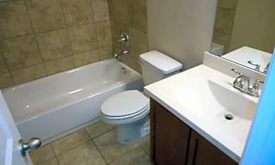 Bathroom, 1605 Mockingbird Drive, 2