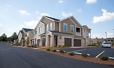 Building, Piedmont Place Apartments, 0