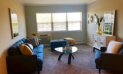 Living Room, Village at Levittown, 0