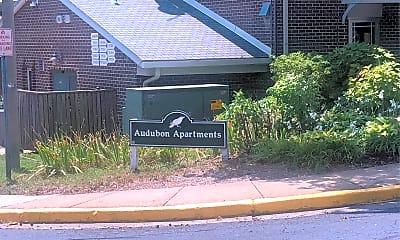 Audubon Apartments, 1