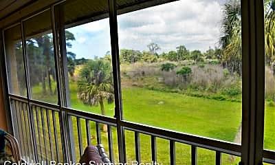 Patio / Deck, 6610 Gasparilla Pines Blvd, 1