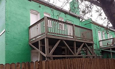Patio / Deck, 1863 N Clarkson St, 2