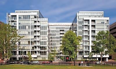 Building, WestEnd25, 2