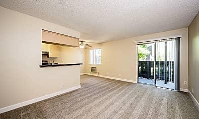 Living Room, Vista, 1