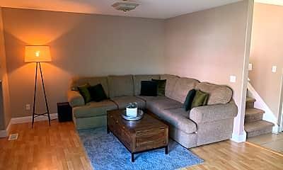 Living Room, 1244 S. Chester St, 1