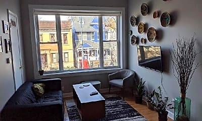 Living Room, 4363 N Lincoln Ave, 2