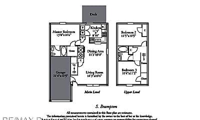 Patio / Deck, 3283 S Brampton Ct, 2