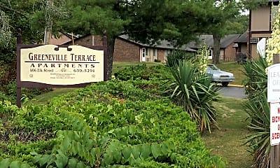 Greeneville Terrace Apartments, 1