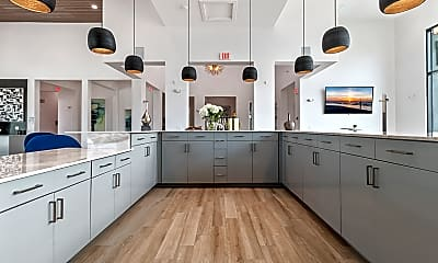 Kitchen, The Mansions at Onion Creek, 1