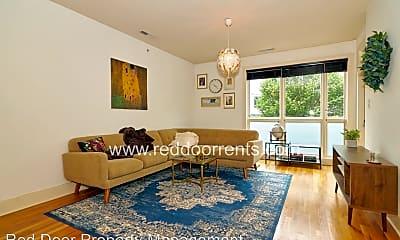 Living Room, 233 E St Joseph St, 1