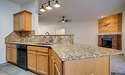 Kitchen, 6810 88th Street, 2