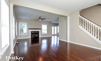 Living Room, 1167 Highland Lake Way, 1