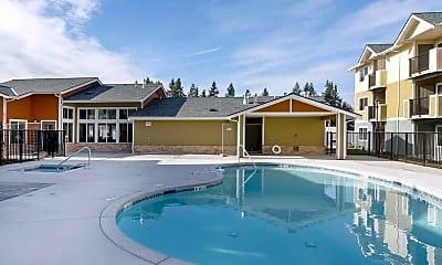 Pool, Quilceda Creek, 1