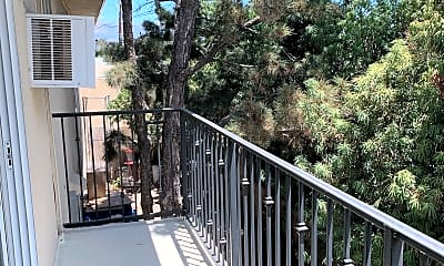 Patio / Deck, 8740 Owensmouth Ave, 1