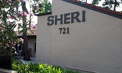 SHERI APTS, 1
