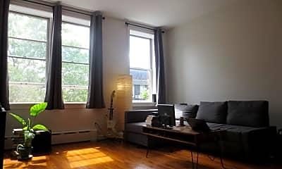 Living Room, 940 Lorimer St, 1