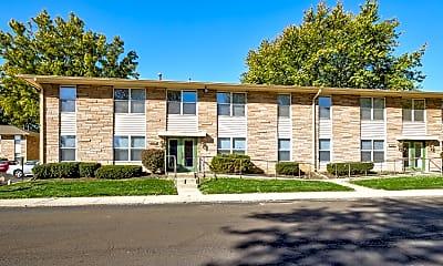 Building, Pine Glen Apartments, 1