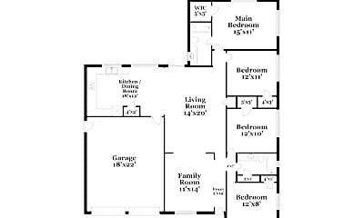Building, 318 N Sparrow Way, 2