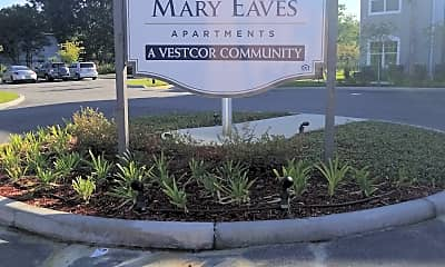 Mary Eaves Apartments, 1