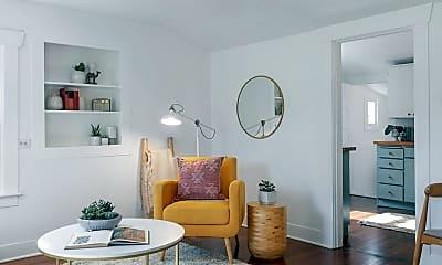 Living Room, 3205 NE 74th Ave, 0