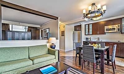 Living Room, 255 Beach Walk, 1