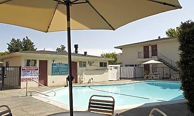 Pool, El Camino Patio, 0
