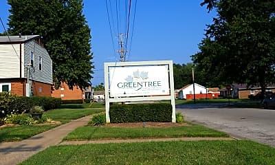 Greentree Apartments, 1