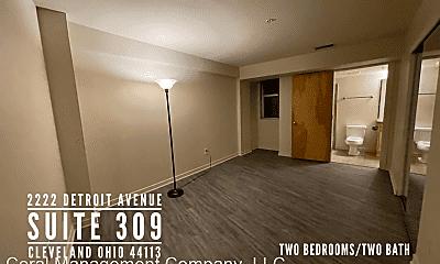 Bathroom, 2222 Detroit Ave, 2
