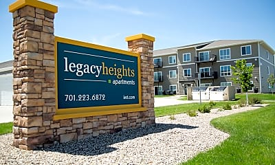 Legacy Heights Apartments, 2