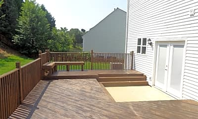 Patio / Deck, 13318 Norseman Lane, 2