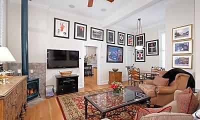 Living Room, 311 S 1st St, 1