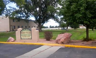 Pueblo Village Apartments, 1
