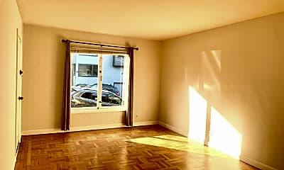 Bedroom, 1272 Stanyan St, 1