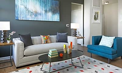 Living Room, Griffis Fitzsimons South, 0