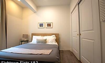 Bedroom, Fishtown Flats, 1