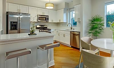 Kitchen, Palazzo East, 0