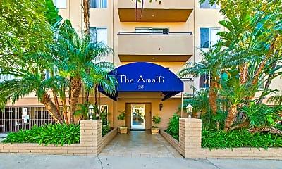 Community Signage, The Amalfi Apartments, 1