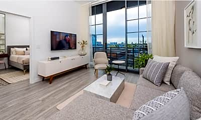 Living Room, 242 NW 25th St, 1