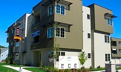 Building, 1221 Coburg Rd, 0