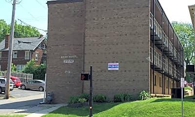 Building, 2232 N High St, 1