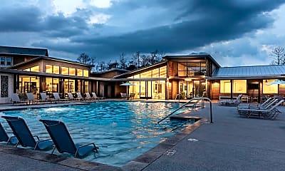 Pool, Villa Westlake, 1