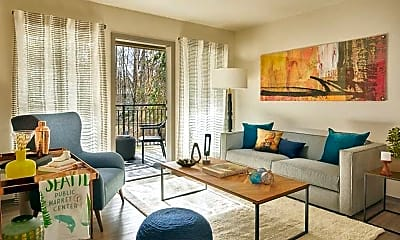 Living Room, Griffis North Creek, 0