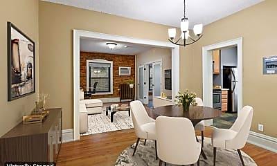 Living Room, 1204 Harmon Pl 12, 0