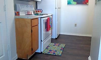Kitchen, Arbor Pines Apartments, 1