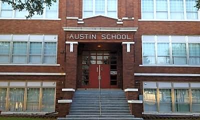 Austin School Lofts, 1