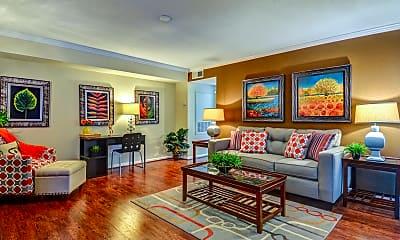 Living Room, Abbey at Jones Road, 1