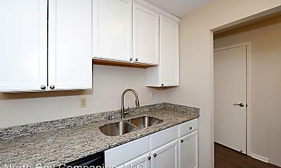 Kitchen, Westwood Apartments, 0