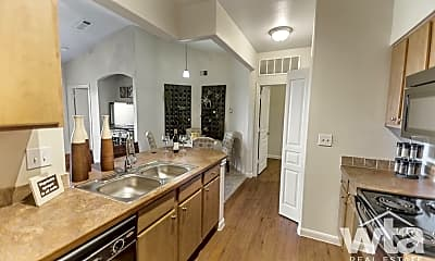 Kitchen, 8818 Travis Hills Drive, 1