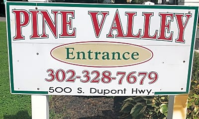 Pine Valley Apartments, 1