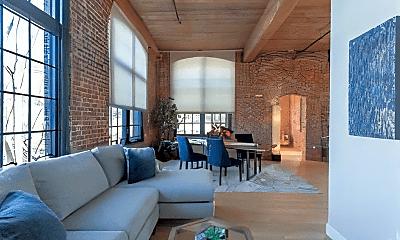 Living Room, 850 Lawrence St, 0